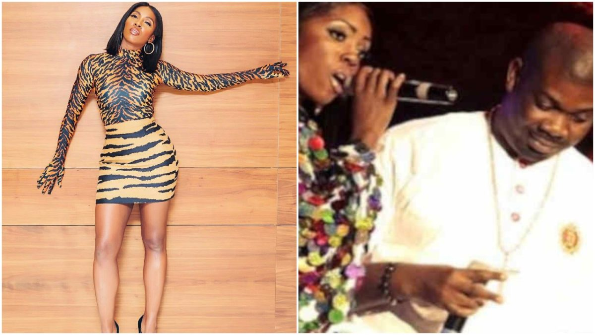 Tiwa Savage Reacts To Don Jazzy's Parting Message