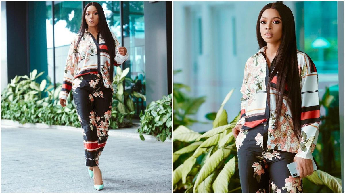 """I get paid to attend events 90% of the time"""" - OAP Toke Makinwa Reveals"""