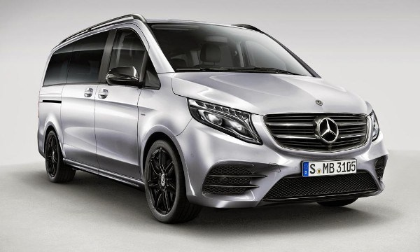 Tiwa Savage Takes Delivery Of Her ₦60m Customized Mercedes Benz V-class