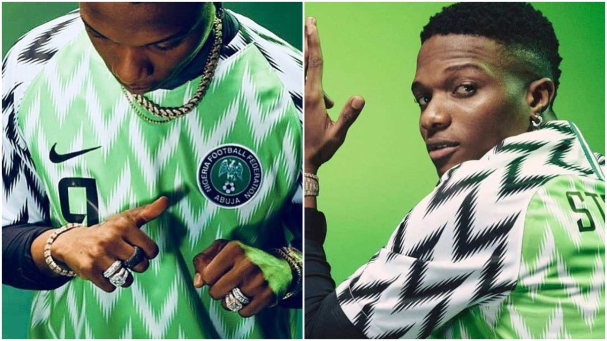 Wizkid reacts after his fans beat up Shoki Shitta in Surulere over singing Davido's Song