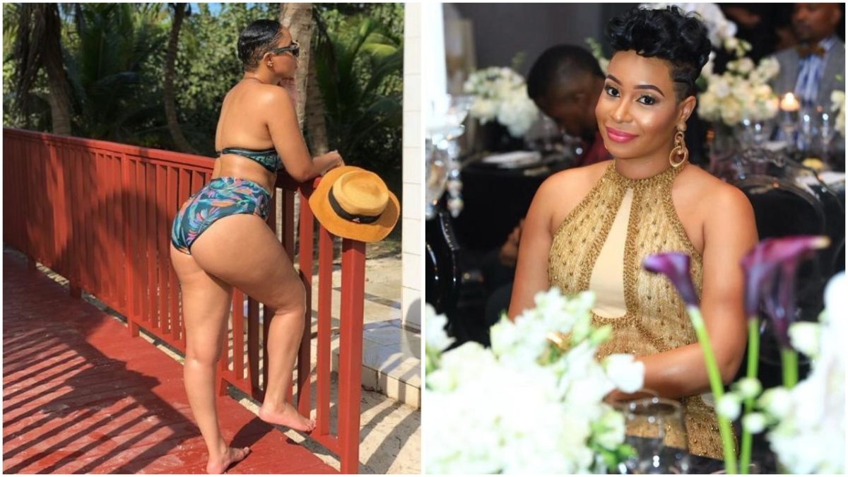 If your wife doesn't gain weight you have failed as a husband – Pokello reveals