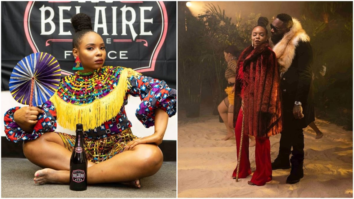 Yemi Alade's Song 'Oh My Gosh' Remix Ft Rick Ross Hits 1.6 Million Views In 3 Days