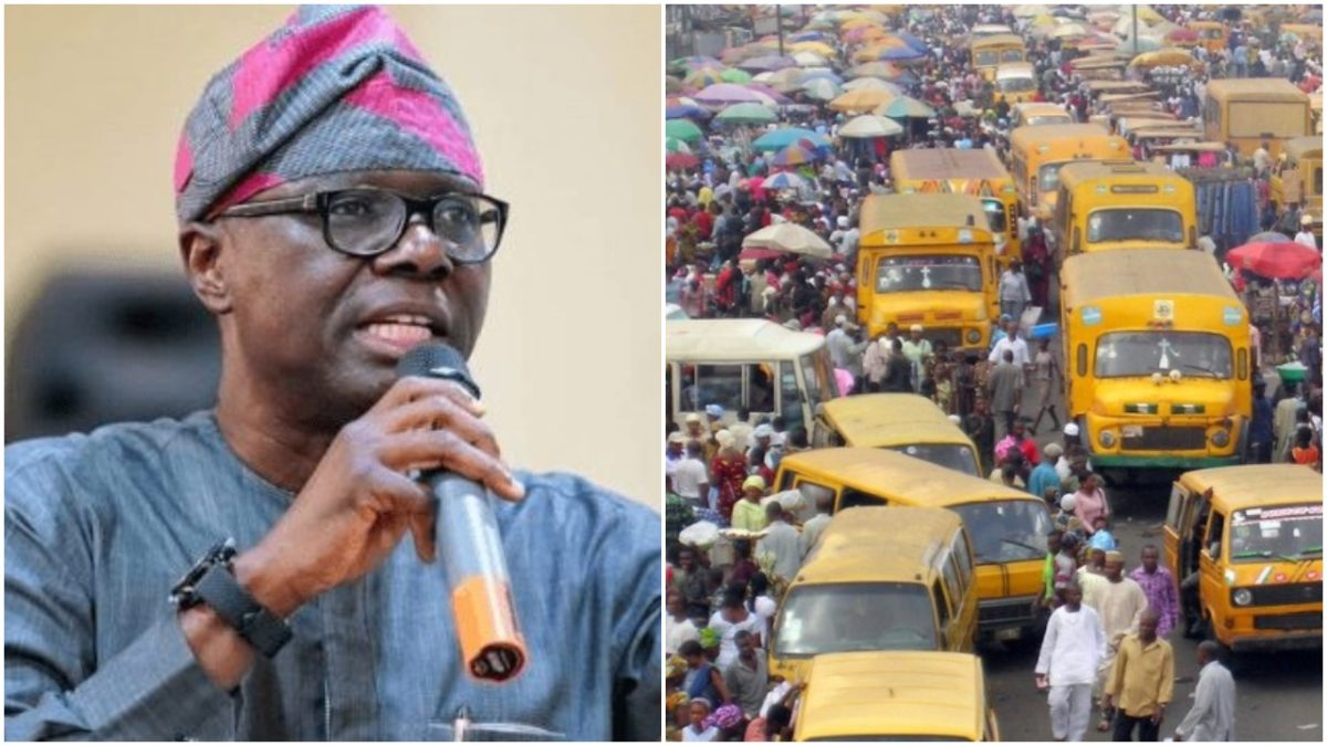 I have lost weight governing Lagos in one week — Governor, Sanwo-Olu
