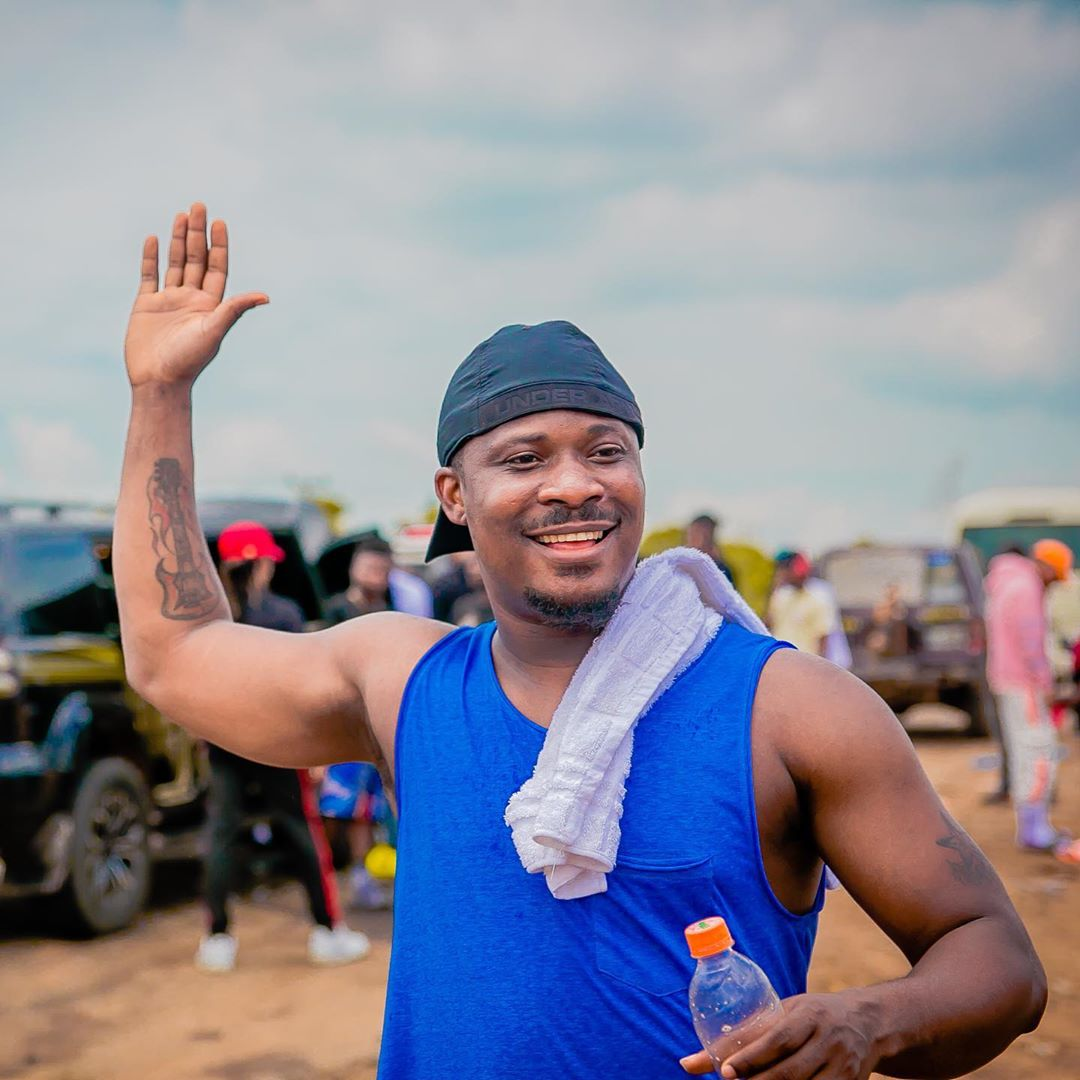 I can't boast of not collecting money from 'yahoo boys' – Singer, Jaywon