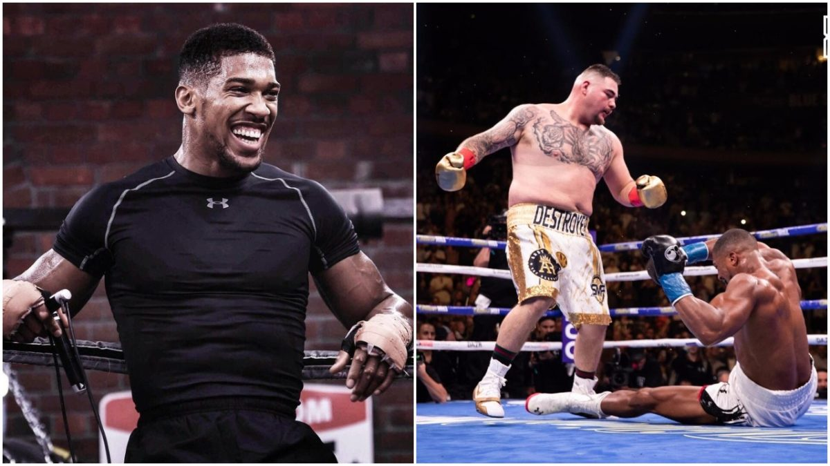 Anthony Joshua Adopts New Diet Plan For His Rematch With Andy Ruiz Jr