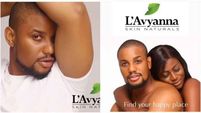 Bbnaija's Alex And Alexx Ekubo Go Nude For Skin care Advert