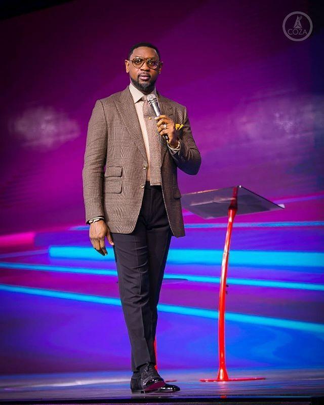 Biodun Fatoyinbo COZA Pastor