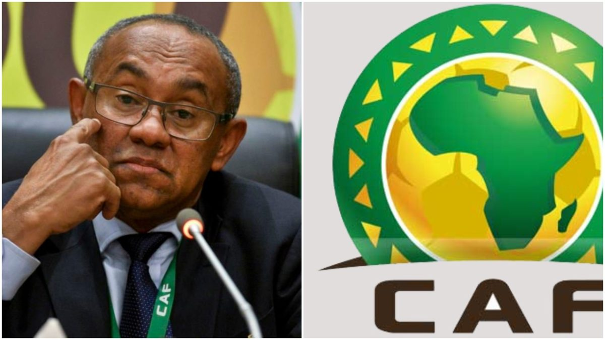 CAF boss Ahmad Ahmad accused of sexual harassment