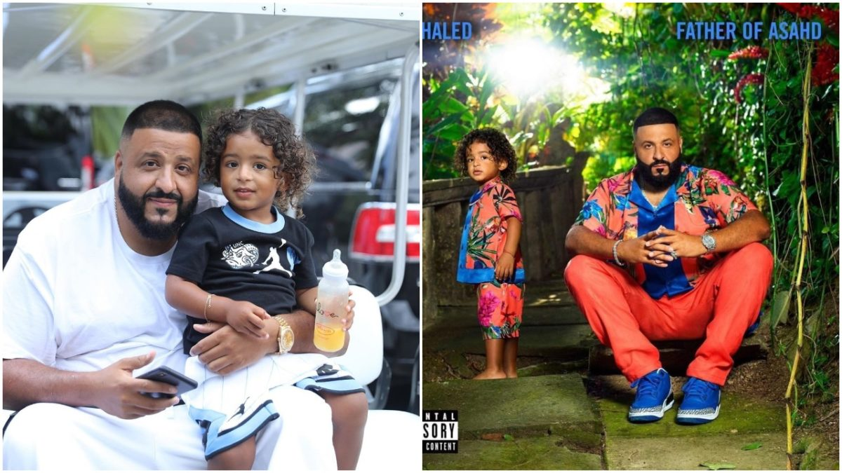 DJ Khaled slams record label after his latest Album failed to reach No 1 on Billboard