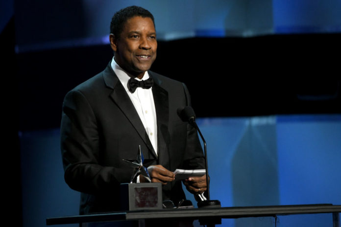 Photos from Denzel Washington's AFI Life Achievement Awards