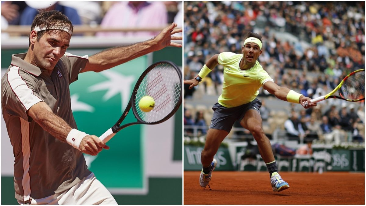 King of Clay Rafael Nadal thrash Federer to reach French Open Final
