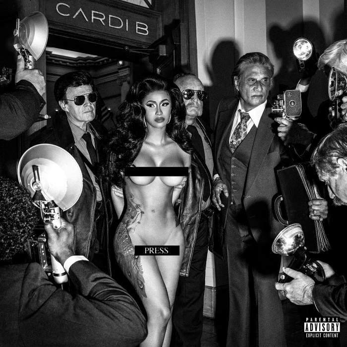 Music: Cardi B - Press