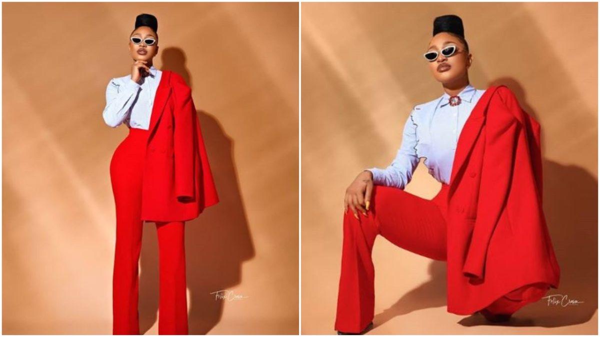 Nollywood Actress, Tonto Dikeh celebrates 34th birthday with new photos