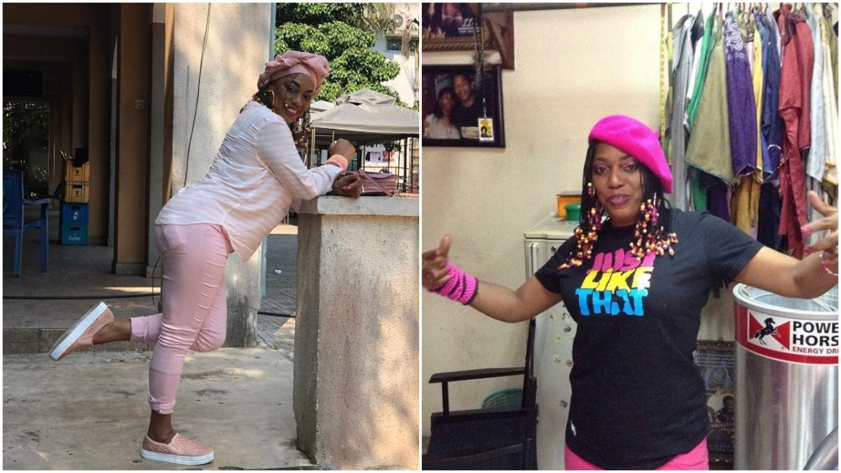 People Looked Down On Me As A Dancer – late Fela's Daughter Yeni Kuti Reveals
