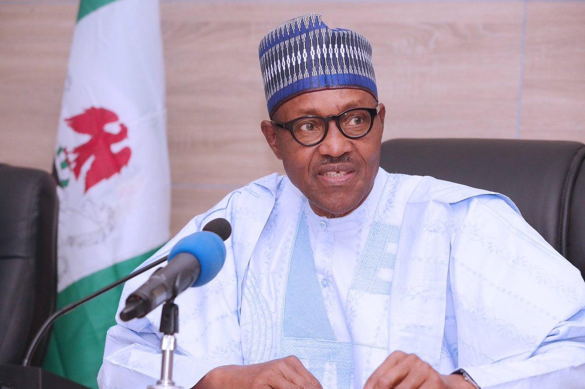 President Muhammadu Buhari new
