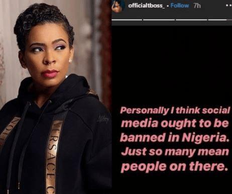 Screenshot 2019 06 02 I think social media should be banned in Nigeria Tboss