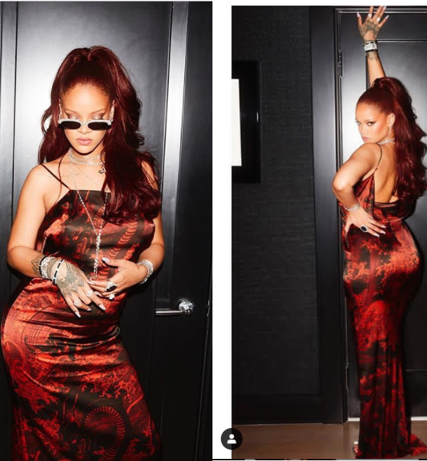 Screenshot 2019 06 28 Singer Rihanna is all shades of gorgeous in these new photos