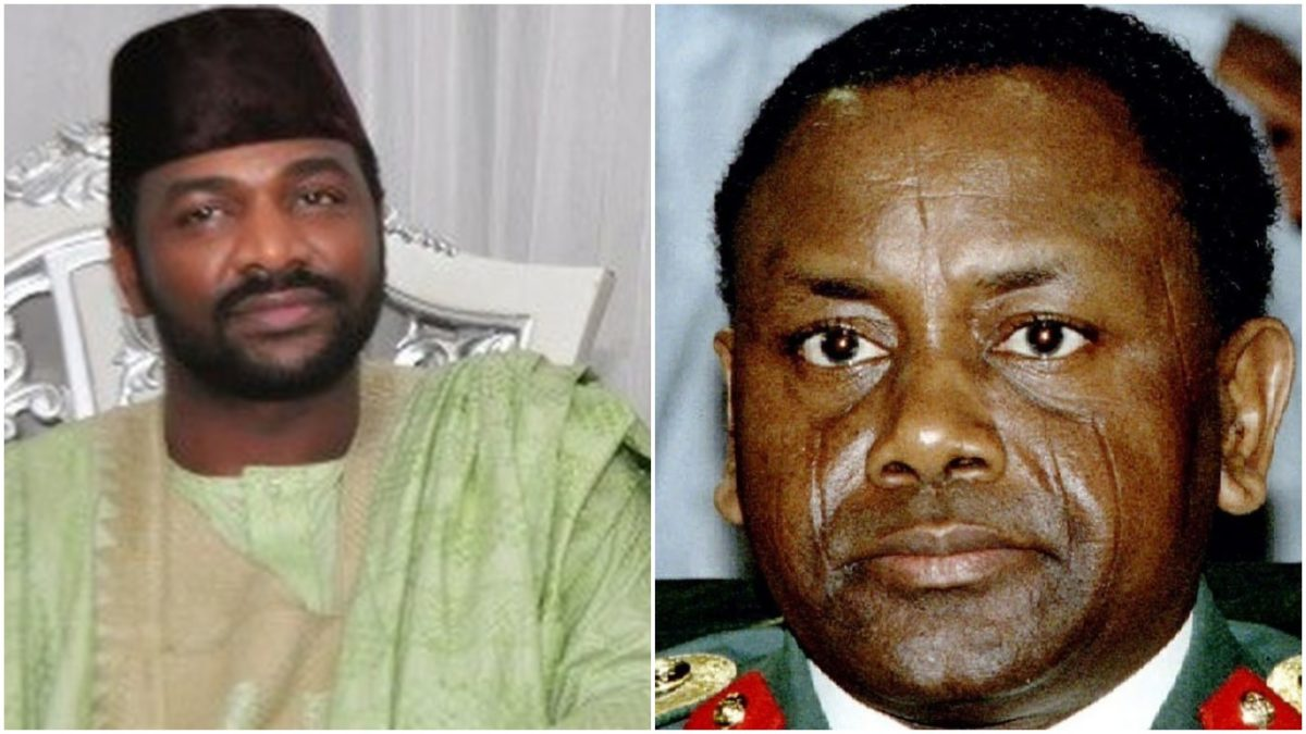 You will always remain the pride of Africa - Son of late Gen. Sani Abacha reacts over Looting