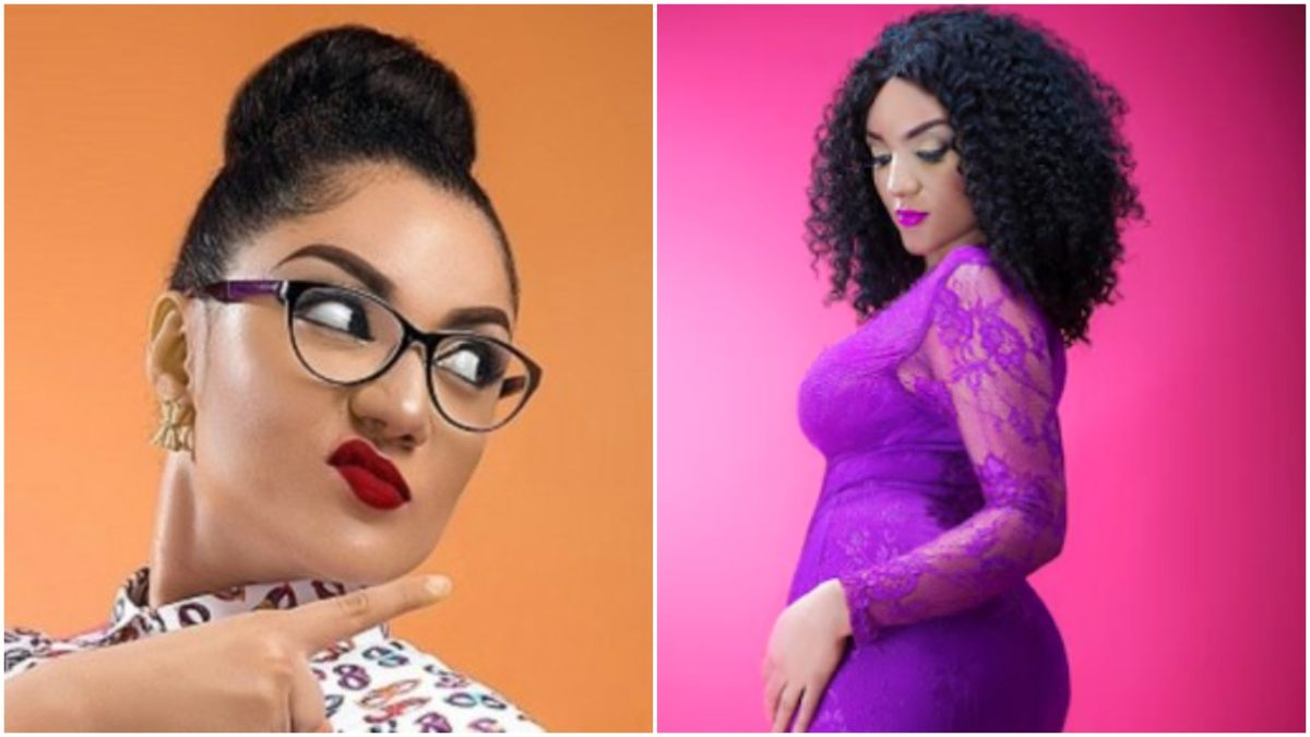 Ex- BBNaija Star Gifty Powers Goes Naked on Instagram, Fans reacts