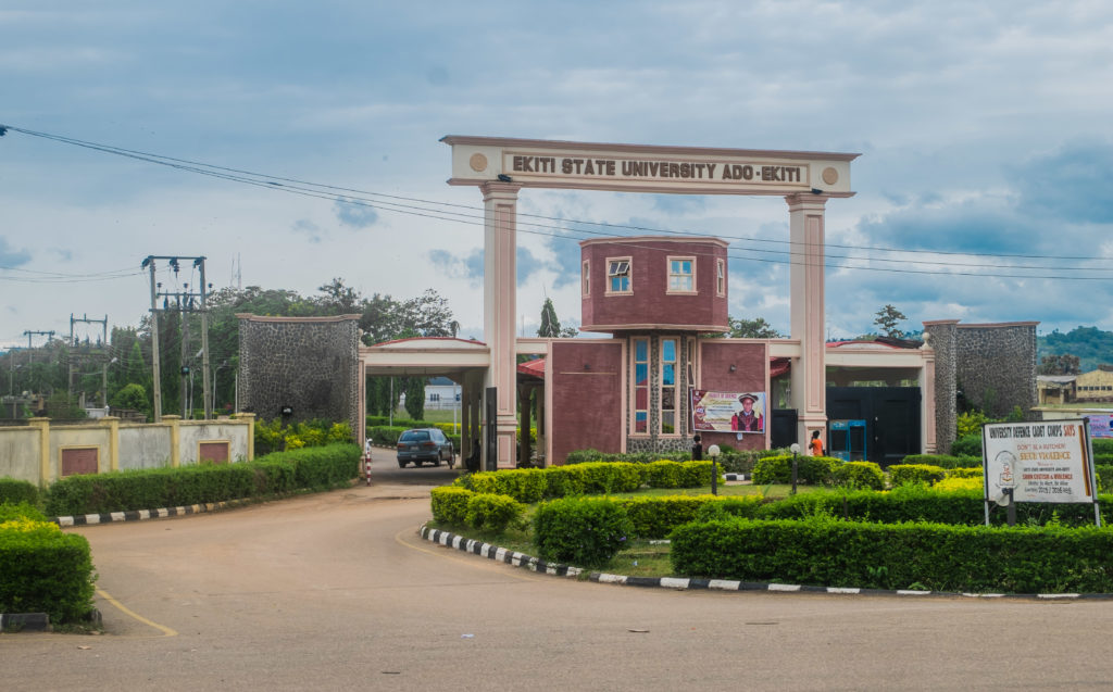 just in ekiti state university investigates queries don over sex for marks