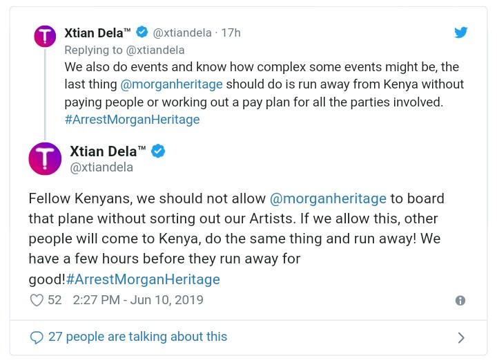 kenya blogger