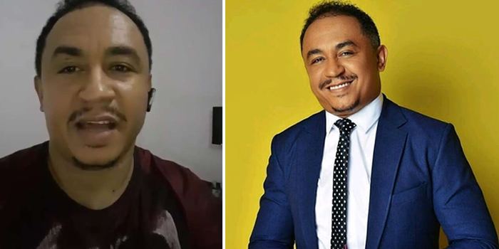 marriage vows are satanic – daddy freeze 1