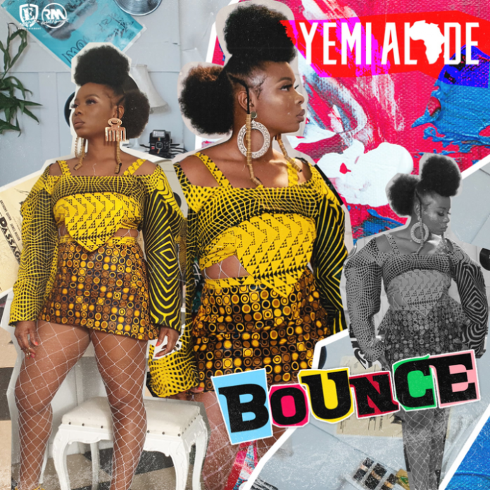 DOWNLOAD MP3: Yemi Alade - Bounce