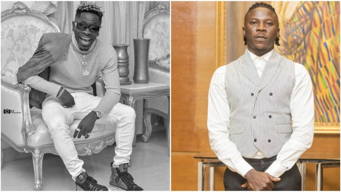 BANGER ALERT: Shatta Wale and Stonebwoy release first song together