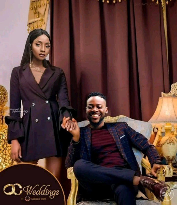 simi reportedly pregnant and expecting a child with adekunle gold