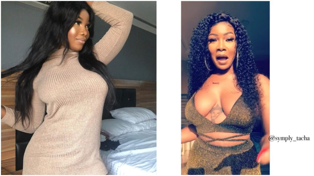 """""""Money Is More Important Than 7 Inches D**k"""" – Slay Queen, Symply Tacha"""