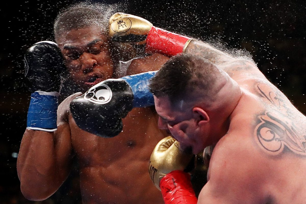Anthony Joshua vs Andy Ruiz Jr rematch is being delayed