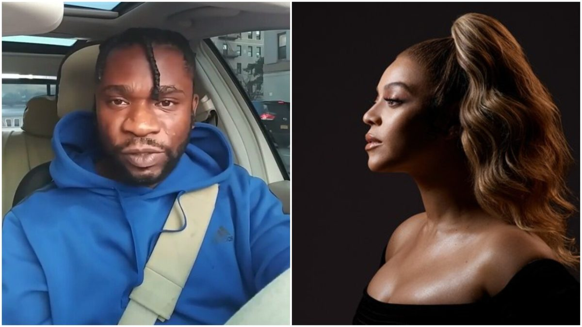 I dont Kiss Ass Nor Beg to be Featured Speed Darlington reveals why he wasnt on Beyonces Lion King Album