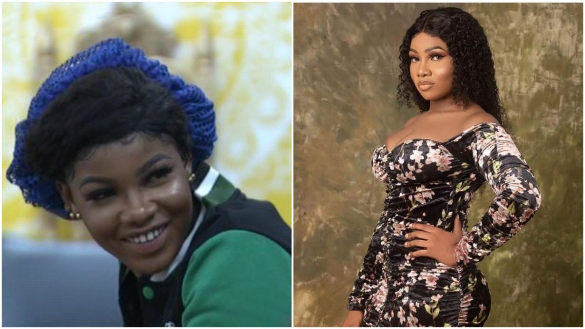 BBNaija 2019: Slay Queen, Simply Tacha Wins Herself A Task In The House
