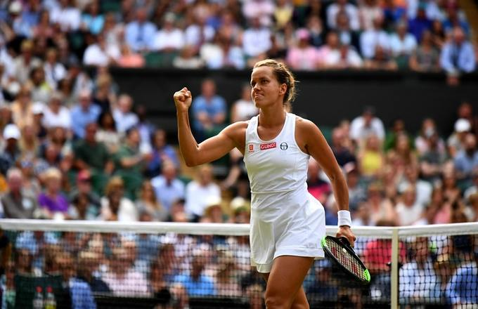 23 times Grand Slam Champion, Serena Williams reaches 11th Wimbledon final