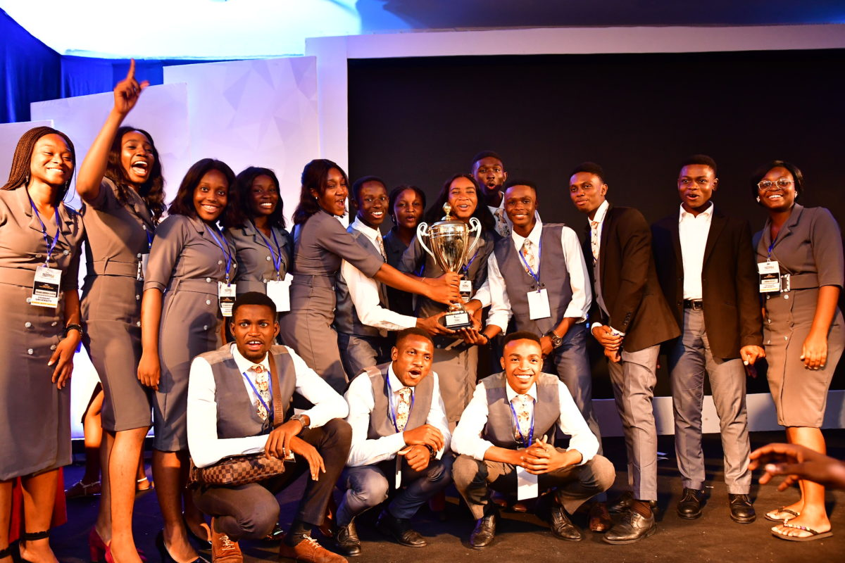 Covenant University wins the Enactus Nigeria National Competition 2019