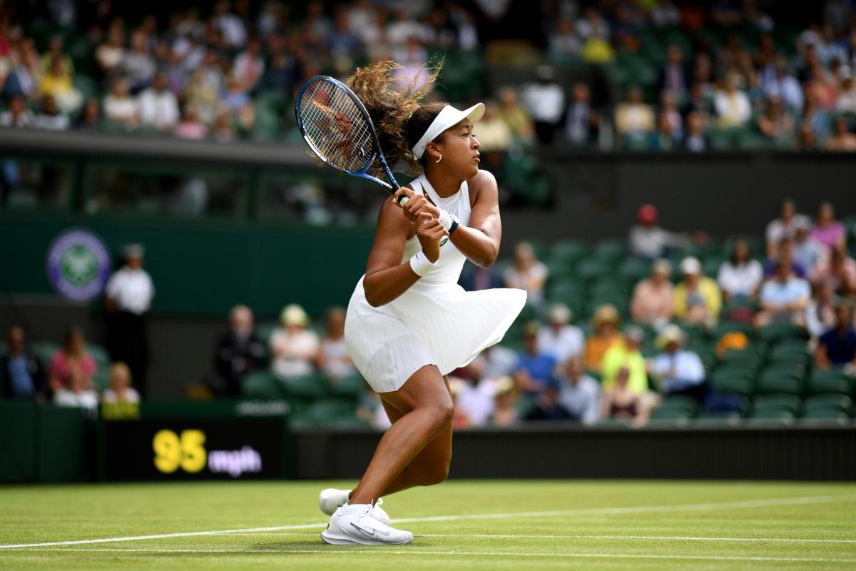 Former World No. 1,Naomi Osaka Loses To Yulia Putintseva In Wimbledon First Round