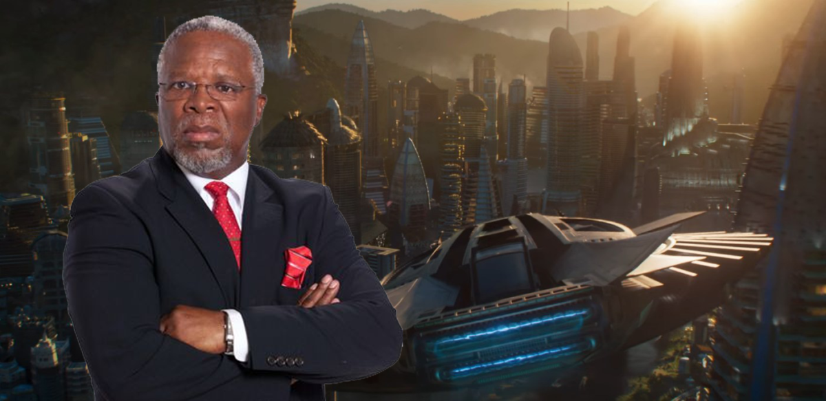 African Movie creators should act quickly - Black Panther Star, John Kani