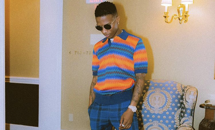 I'm not successful until I see every African child in the best situation - Wizkid