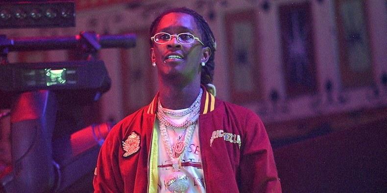 Young Thug drops debut album