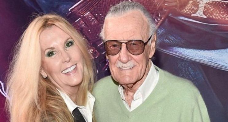 Stan Lee's daughter happy about 'Spider-Man' franchise split with Marvel