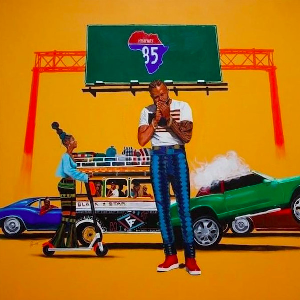 Jidenna releases new album '85 to Africa'
