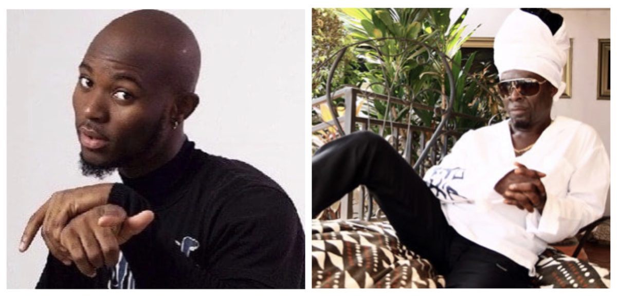 Legendary Kojo Antwi reached out to me to feature on my 'Bra' song- King Promise reveals