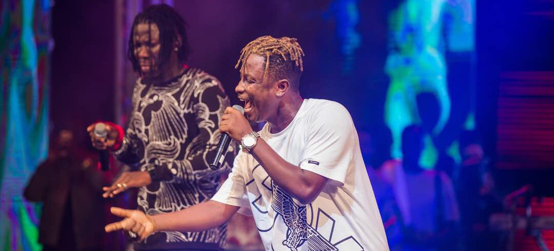 Kelvin Bwoy Finally Speaks Out About 'feud' With Stonebwoy