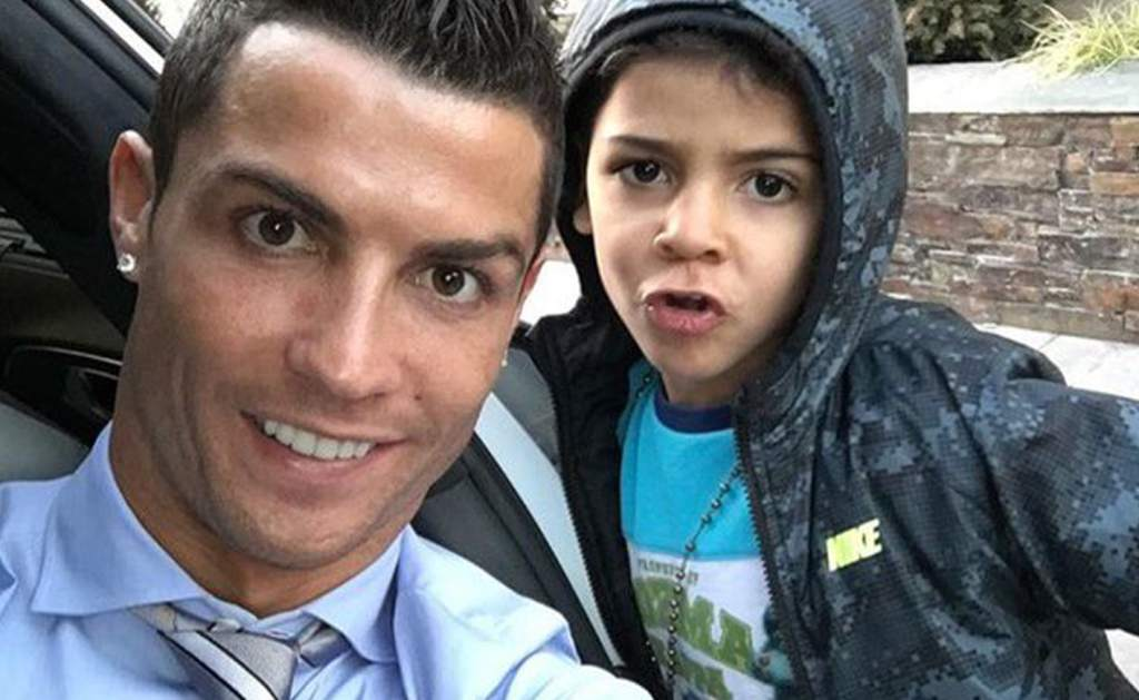 """""""Papa, did you live here?""""- Cristiano Ronaldo's son surprised to know his father's background"""