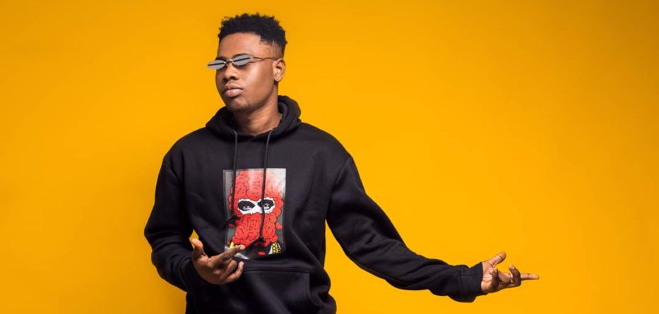 I used to borrow phones to record- Rapper Kwame Dame