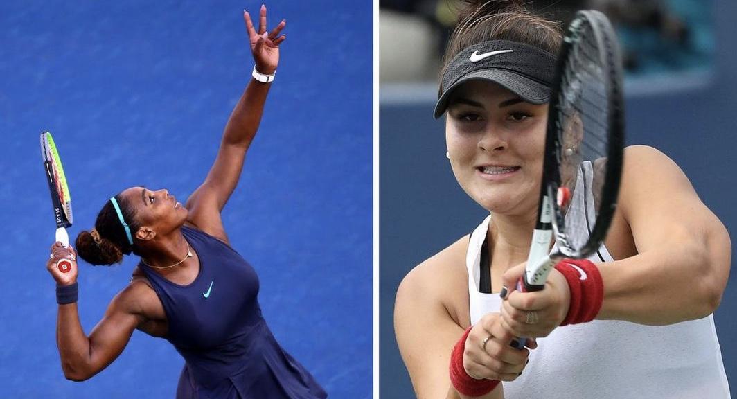 Serena Williams retires at Rogers Cup Finals