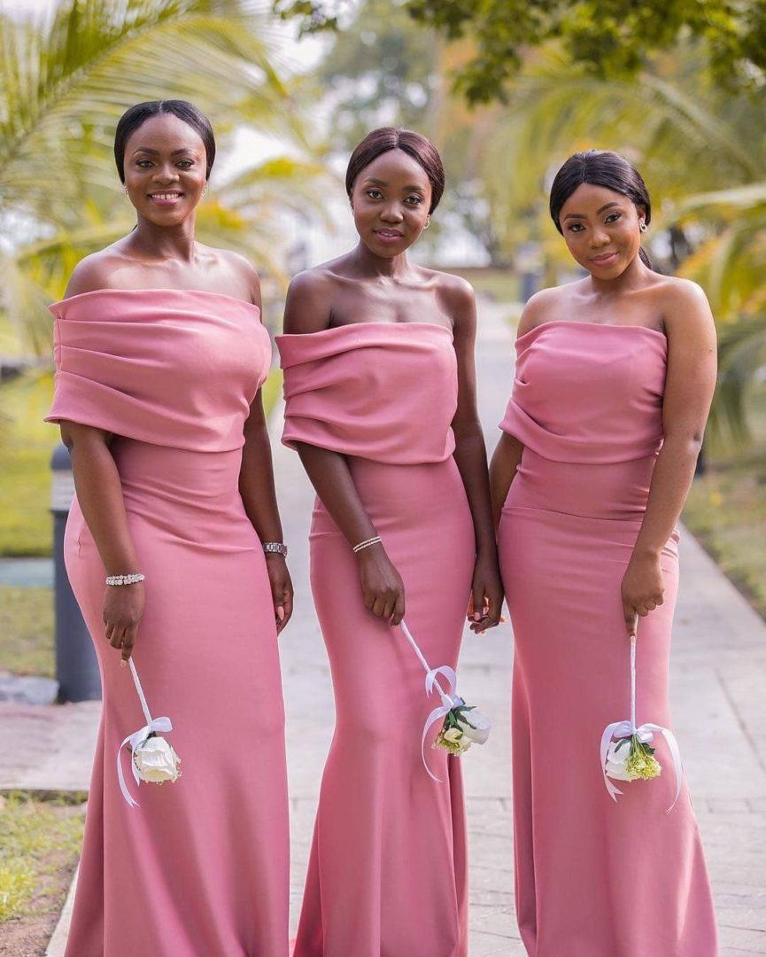 Bridesmaids Dress Ideas for Wedding