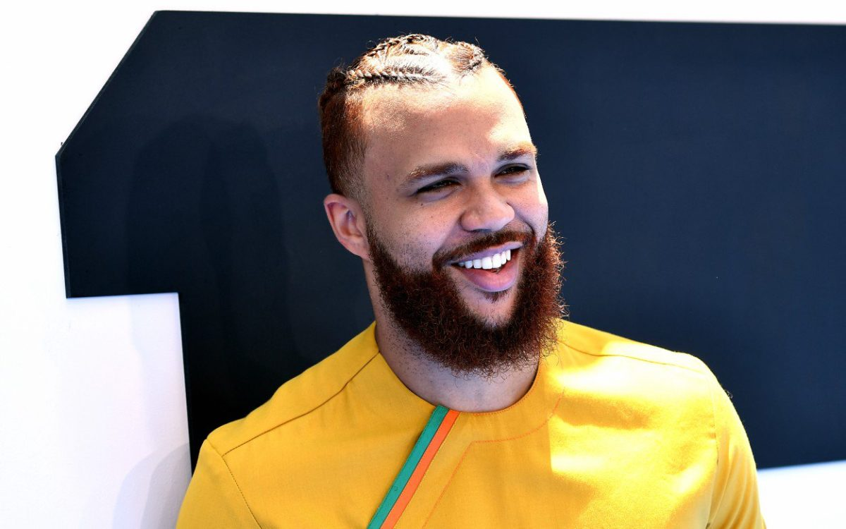 Nigerians are smarter than a lot of people, that's why we're known for scamming- Jidenna