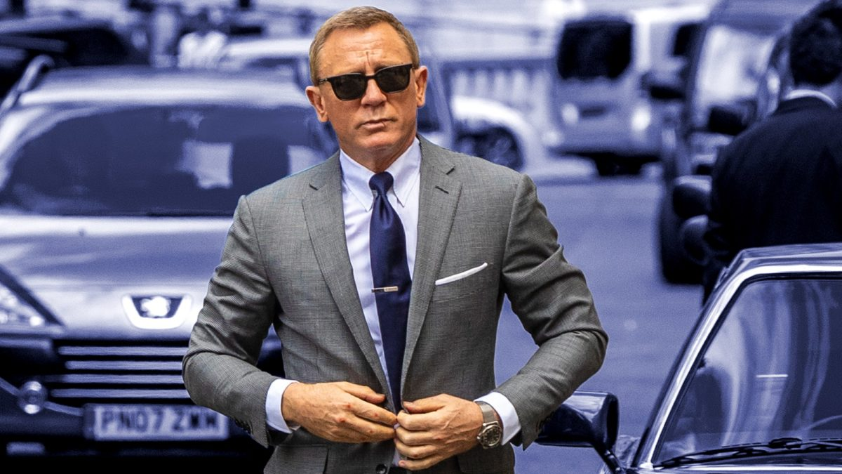 No Time To Die: New James Bond movie title revealed