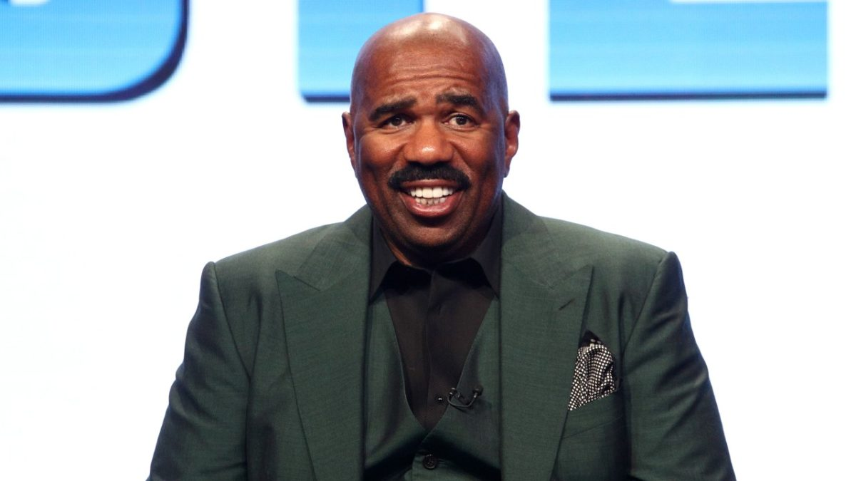 'Family Feud' To Be Launched In Ghana - Steve Harvey